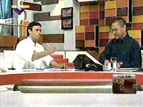 Entrevista de Ernesto Villegas a Leopoldo López el 11 de septiembre de 2012