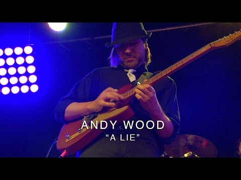 """SUHR 2016 FACTORY EVENT - ANDY WOOD - """"A LIE"""""""