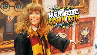 MCM Comic Con October 2018! Hermione, Bellatrix and Dobby go on an adventure.