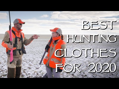 Best Womens Hunting Clothes 2020... And Mens Too