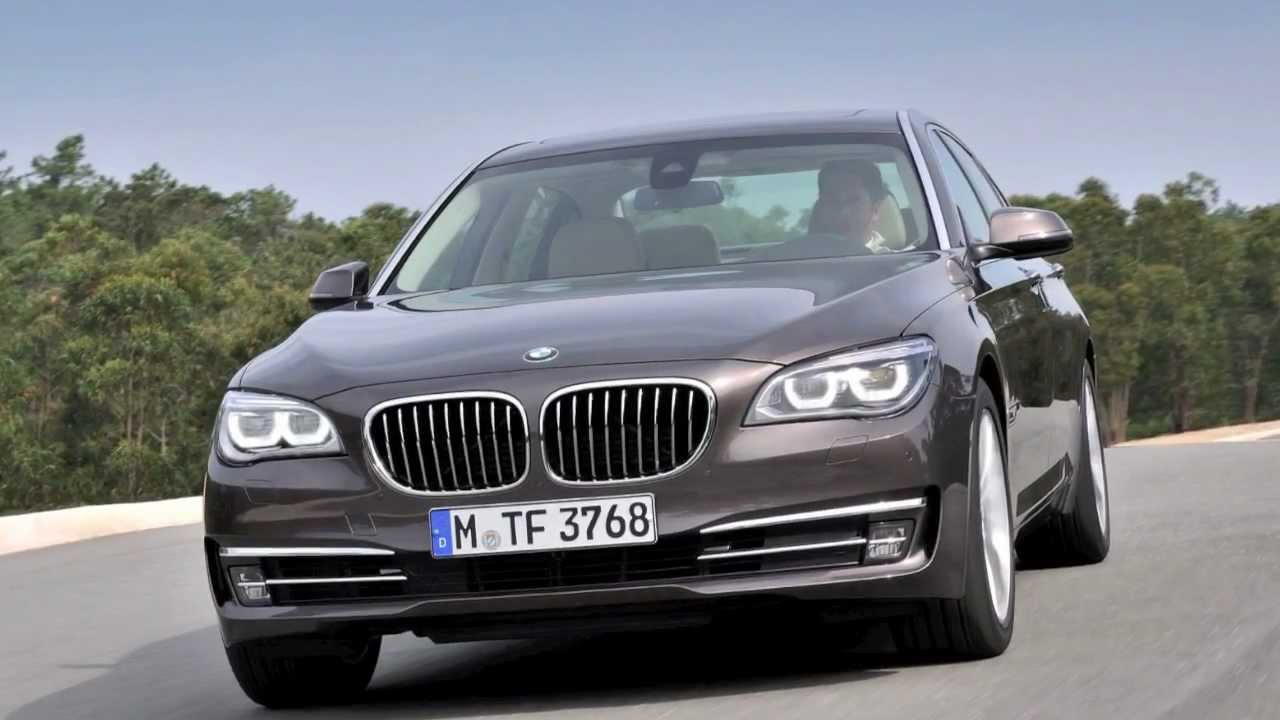 2013 BMW 7 Series 760 Li  YouTube