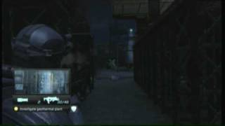 Splinter Cell: Double Agent Mission 1