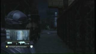 Splinter Cell: Double Agent Mission 1
