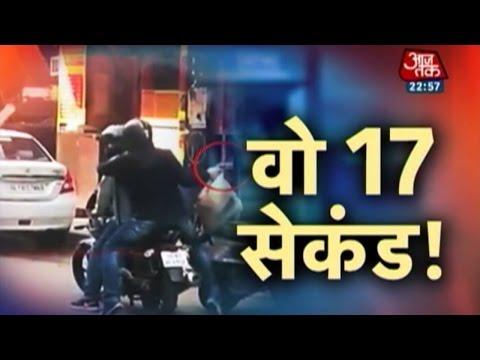 Vardaat: Delhi ATM loot of Rs 1.5 crore caught on camera (PT-2)