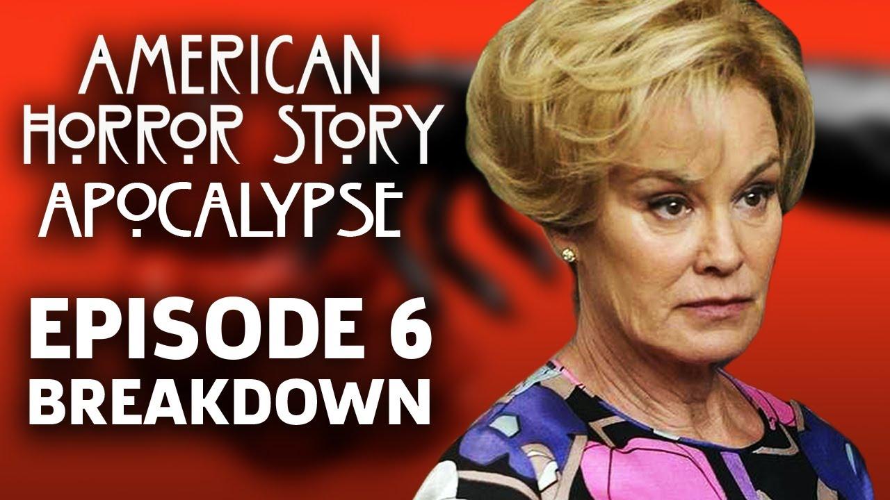 "Download AHS: Apocalypse Season 8 Episode 6 ""Return to Murder House"" Breakdown!"