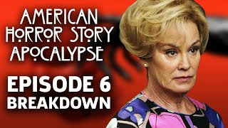 "AHS: Apocalypse Season 8 Episode 6 ""Return to Murder House"" Breakdown!"