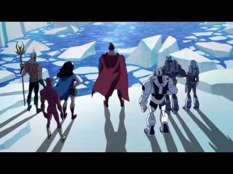 JLA Superfriends