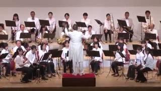 堺市音楽団 第21回定期演奏会での公開録音バージョン.