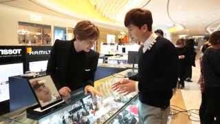 [LOTTE DUTY FREE] DREAM JOURNEY IN SEOUL (WORLD TOWER)_MAKING FILM