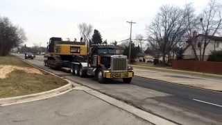 Peterbilt 379 heavy hauler