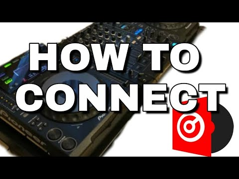 How to Connect  Cdj 900 to Virtual DJ 8.3 Without Sound Card