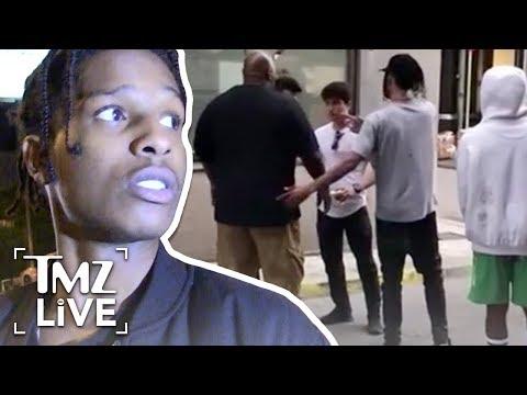 A$AP Rocky Now in Custody Arrest in Sweden | TMZ Live Mp3