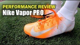NIKE Vapor Untouchable 3 PRO Cleats: Performance Review