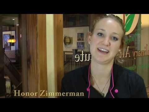 Raw Food Chef Honor Zimmerman