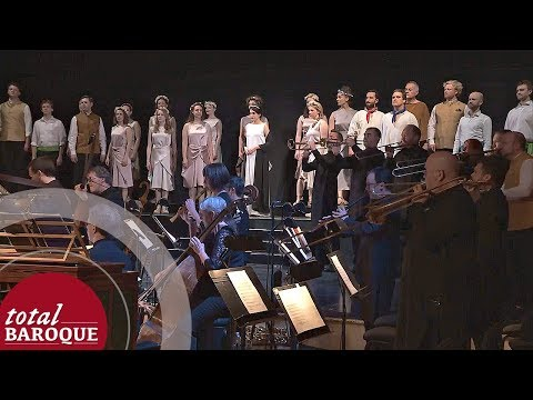 Orfeo opening - Monteverdi 450