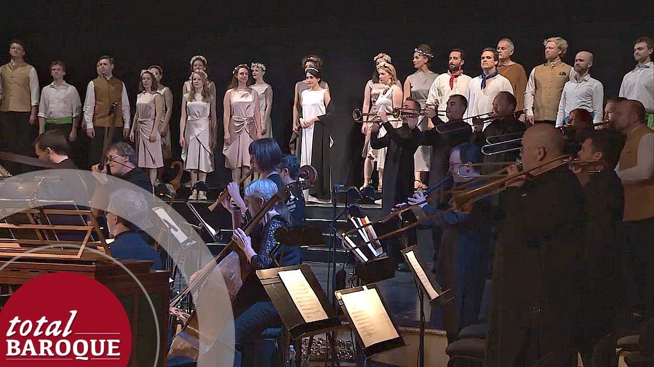 Orfeo Monteverdi