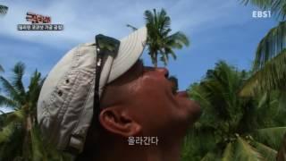 극한 직업 E728 160622 필리핀 코코넛 가공 공장