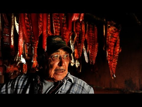 At Kuskokwim River Fish Camp, Smokehouses Fill With Fish And Tradition
