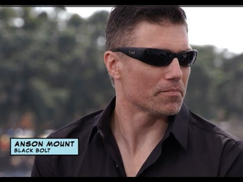 Anson Mount on Playing a Wordless Character in
