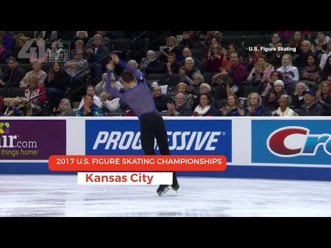 Video: 2017 U.S. Figure Skating Championships in Kansas City