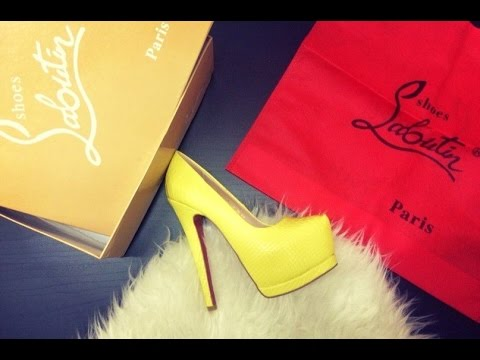 Christian louboutin – всемирной известный французский бренд обуви, который можно купить в интернет-магазине second friend store.