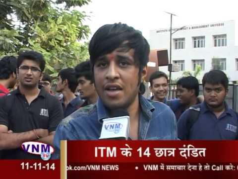 VNM HEADLINE   14 Students Punished in ITM University 11 11 14