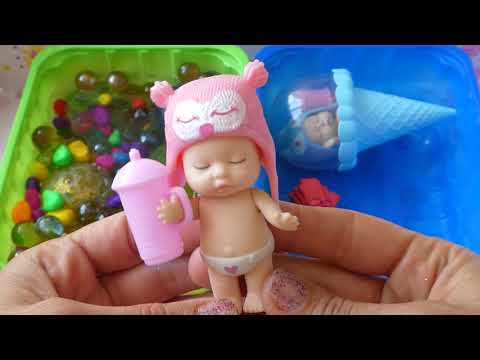 Sweet Box Фиксики,  Пупсы Infant Dolls и слаймы