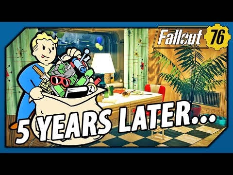 FALLOUT 76 - WHY are we STILL in the Vault...