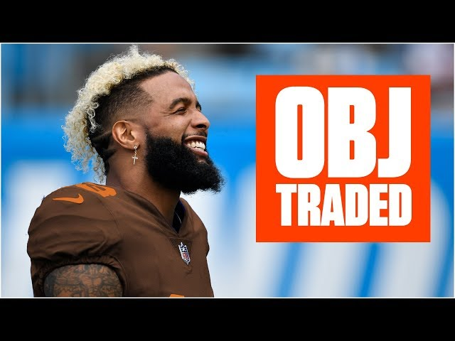 Giants trade Odell Beckham Jr. to the Browns and send shock waves through the NFL | ESPN Voices