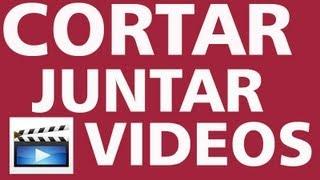 Como cortar e juntar videos - MiTutoriais ⭐
