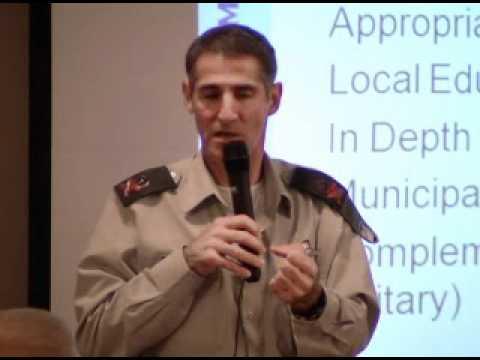 Homeland Defense- Maj. Gen. Yair Golan