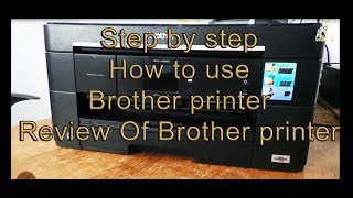 Brothers Printer Review Use of Brother printer MFC-J2320 Rahul Baghri