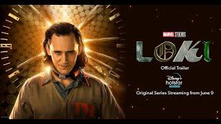 Loki Trailer | Loki's time has come | Marvel Studios'