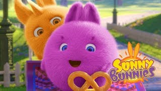 Videos For Kids   CARPET RIDE   SUNNY BUNNIES   Funny Videos For Kids