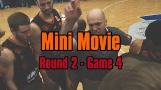 NINERS360 | Playoffs 2017 - NINERS Chemnitz vs. OeTTINGER Rockets - Game 4 | Mini Movie