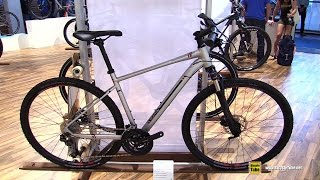 2016 Marin San Rafael DS4 Touring Bike - Walkaround - 2015 Eurobike