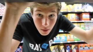 walmart toilet paper fort vlog day 20