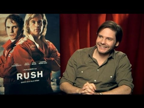 RUSH - Daniel Brühl Interview