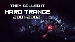 Johan - They Called It Hard Trance (2001-2002)