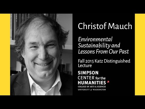 How Vulnerable Is Our World? Environmental Sustainability and Lessons from the Past