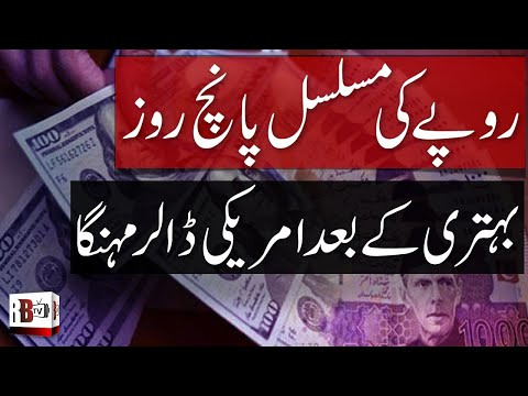 Pakistani Rupee Weaken Against US Dollar | Dollar Rate Today | US Dollar Rate | USD To PKR Today