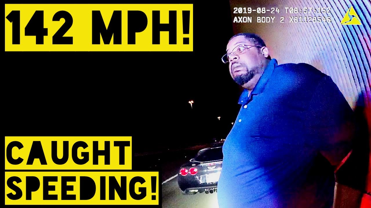 142 MPH in a 65 | Nevada Highway Patrol's Second-Fastest Speeding Ticket of 2019