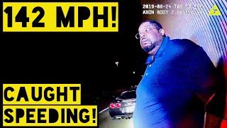 142 MPH in a 65 | Nevada Highway Patrol's Second-Fastest Speeding Ticket of 2019