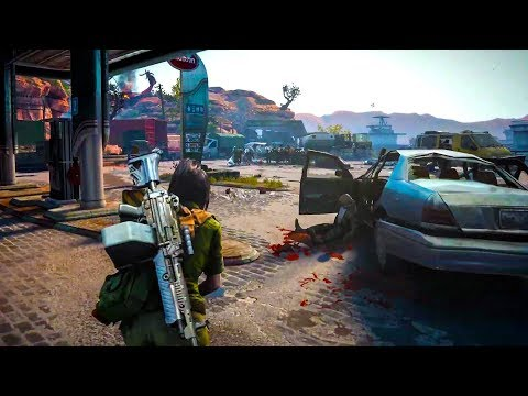 WORLD WAR Z - 35 Minutes of Gameplay Demo (2019) Zombie Game