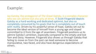 daisys response to chapter 5 essay The great gatsby chapter 6 summary & analysis from litcharts | the creators of sparknotes sign in sign up lit guides lit tom and daisy come to a party at.