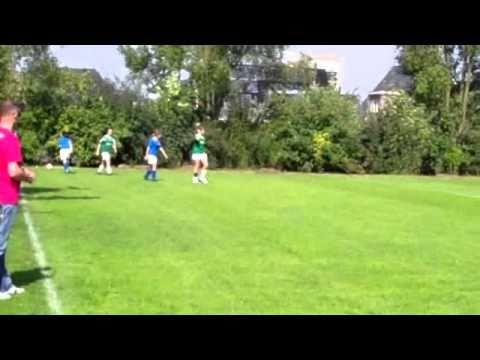 rkhvv sds 55 1e wedstrijd b1 dames 2010