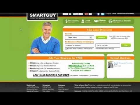 Business Opportunities   Local Internet Marketing   SmartGuy.com