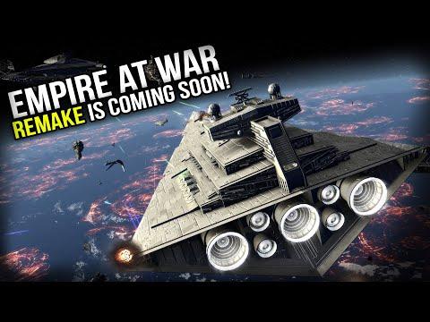 Empire At War Remake Sooner Than You Think!