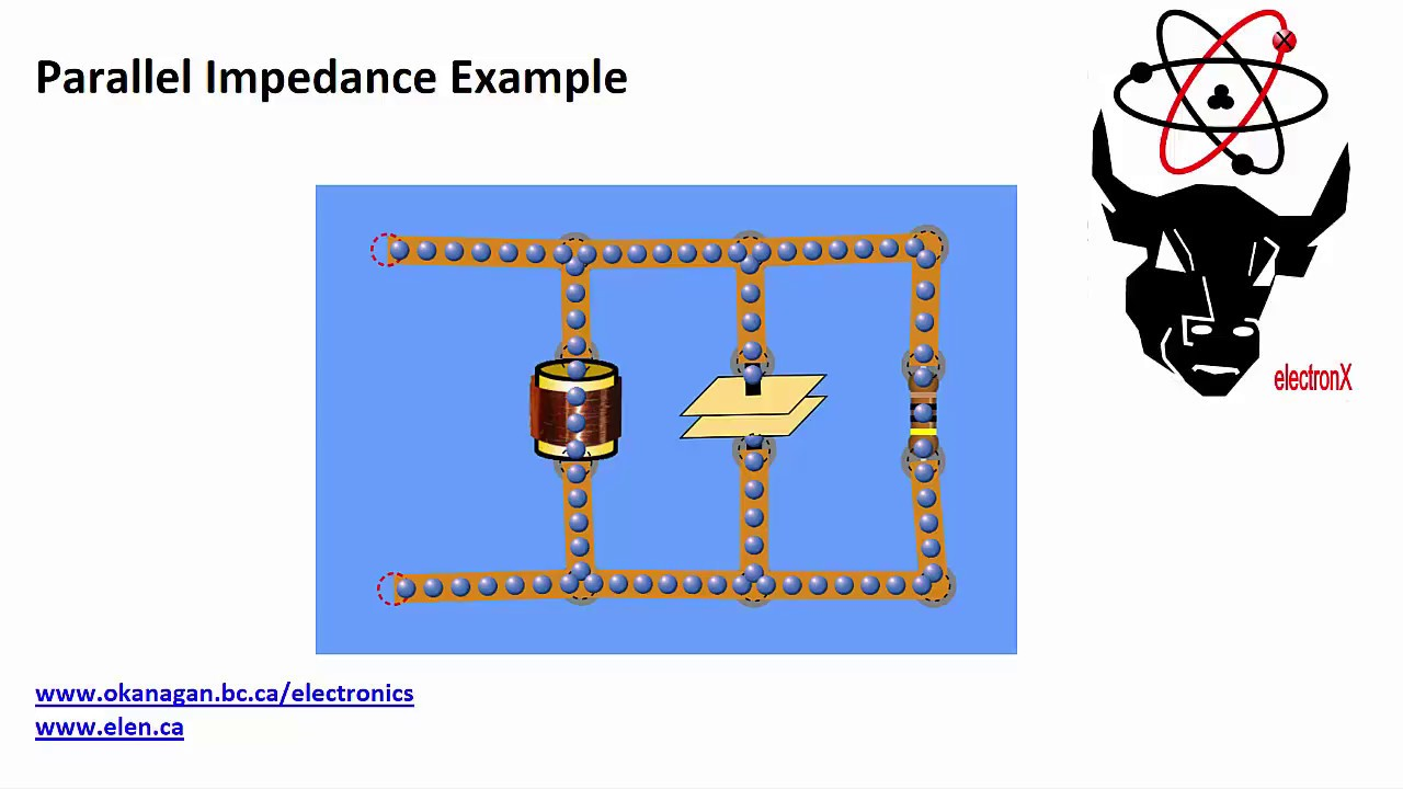 Parallel Impedance Example Youtube How To Solve Any Series And Circuit Problem
