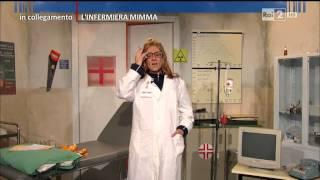 Mimma (Lucia Ocone) - Quelli che il calcio 08/02/2015